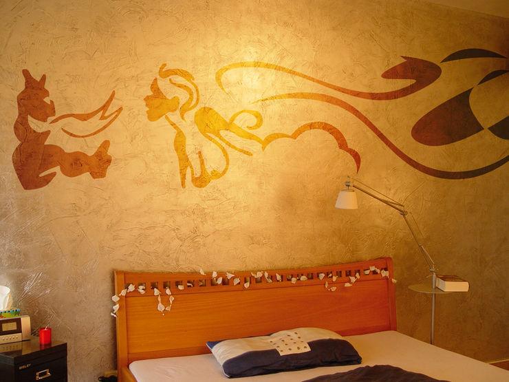 Peppen Sie doch mal Ihre Wände auf ab-design GmbH Ausgefallene Bars & Clubs