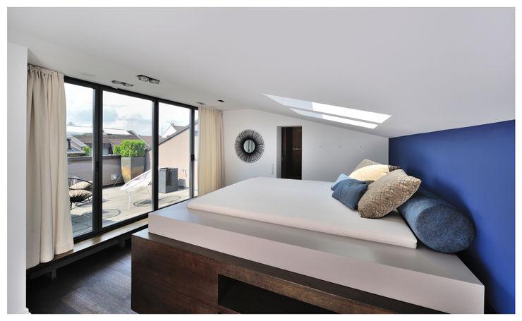Heerwagen Design Consulting Modern Bedroom