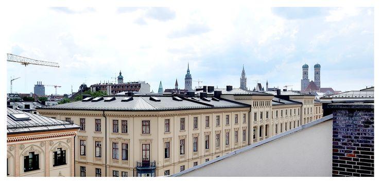 Heerwagen Design Consulting Balcony