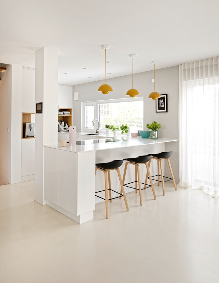Heerwagen Design Consulting Вбудовані кухні