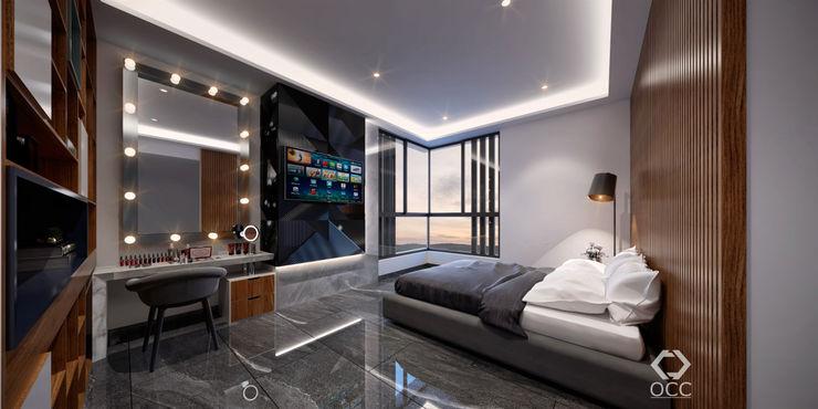 GRUPO OCC Modern Bedroom