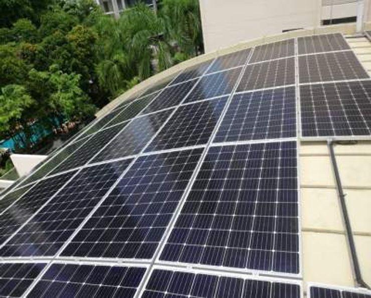 PMCE (Global) Pte. Ltd. Roof