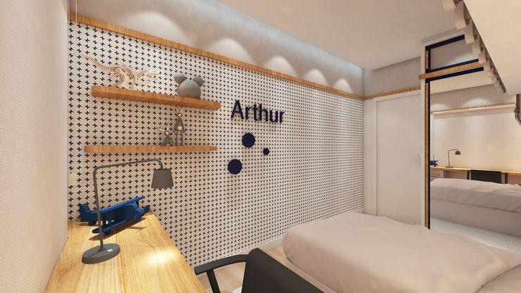 ZOMA Arquitetura Nursery/kid's roomAccessories & decoration