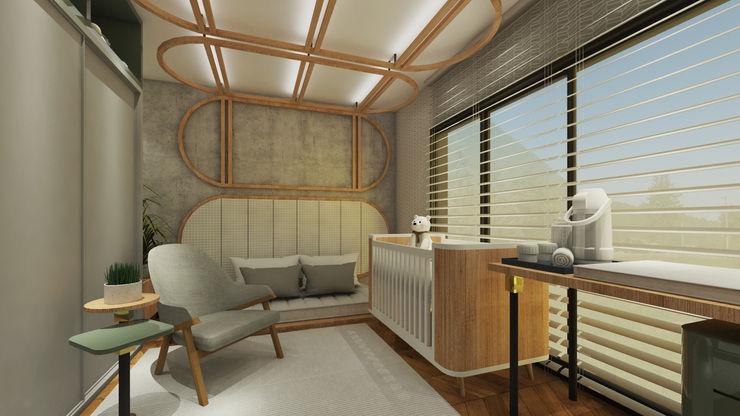 ZOMA Arquitetura Baby room