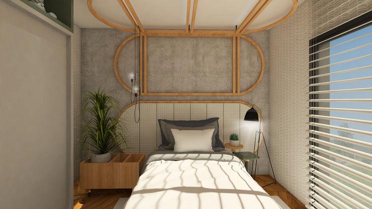 ZOMA Arquitetura Teen bedroom