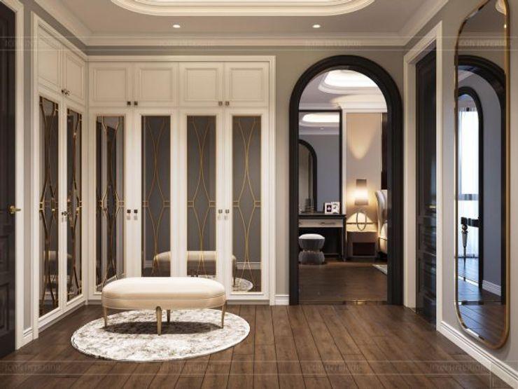 Thiết kế nội thất ICONINTERIOR Comedores de estilo moderno