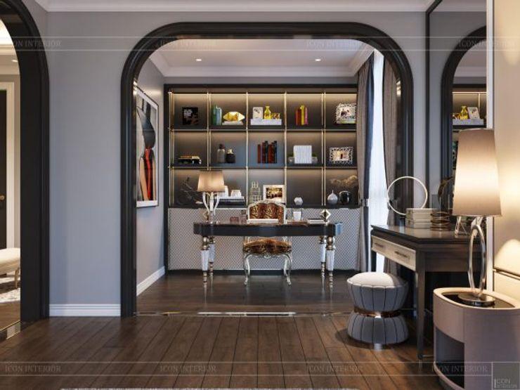 Thiết kế nội thất ICONINTERIOR Bodegas de vino de estilo moderno
