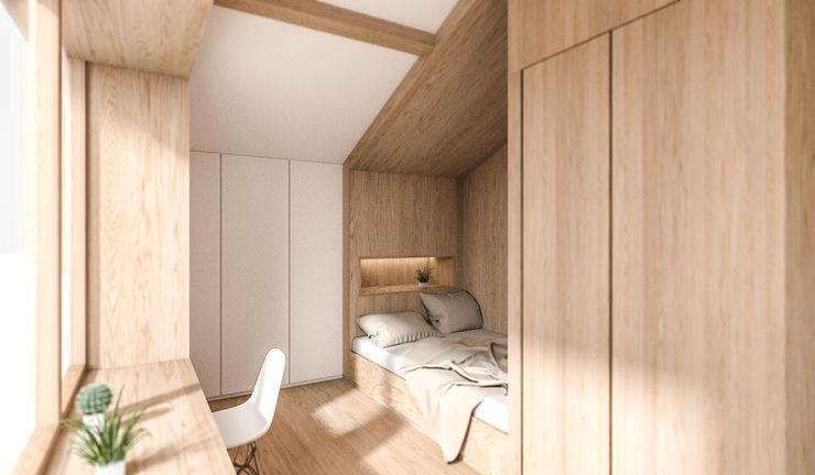 INNOVATIVE NEUGESTALTUNG - Modernes Innenraumdesign S.N.O.W. Planungs und Projektmanagement GmbH Moderne Kinderzimmer