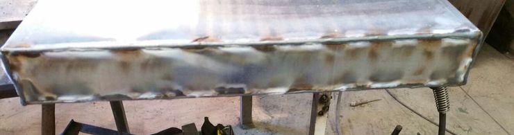 Restauración y pintura industrial Joaquín torres lopez