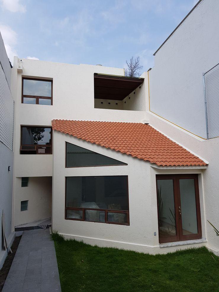 Merkalum Single family home Aluminium/Zinc Wood effect