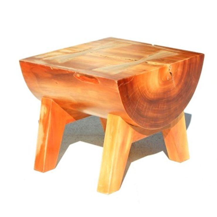 Camacã Design em Madeira Dining roomChairs & benches Parket