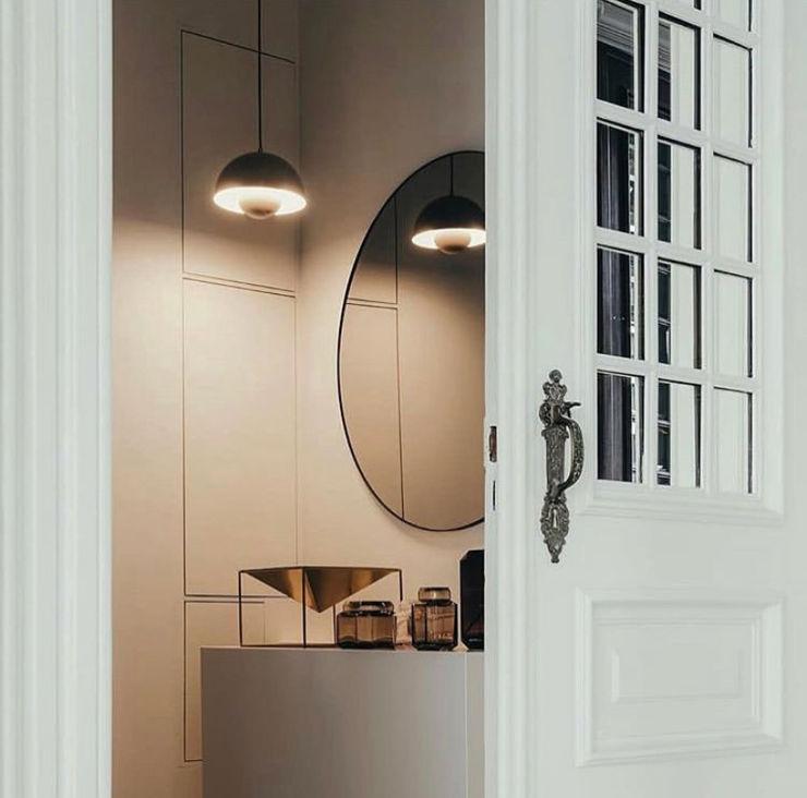 Caltha Design Agency BathroomMirrors