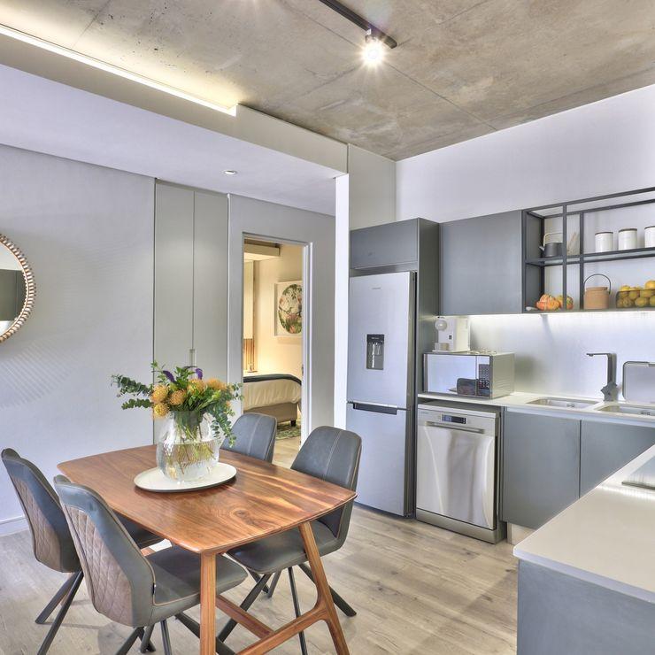 The Signature, Cape Town Studio Do Cabo Modern kitchen