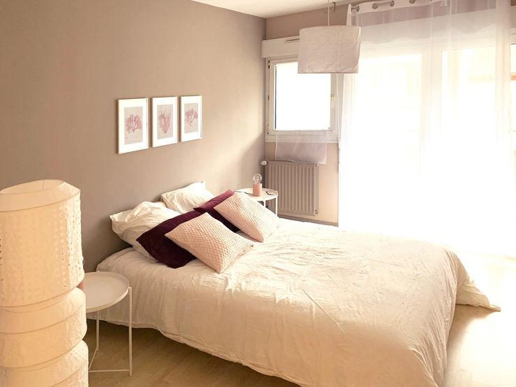 Sandrine Carré Спальня