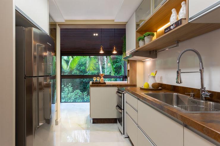 Cozinha homify Cozinhas modernas