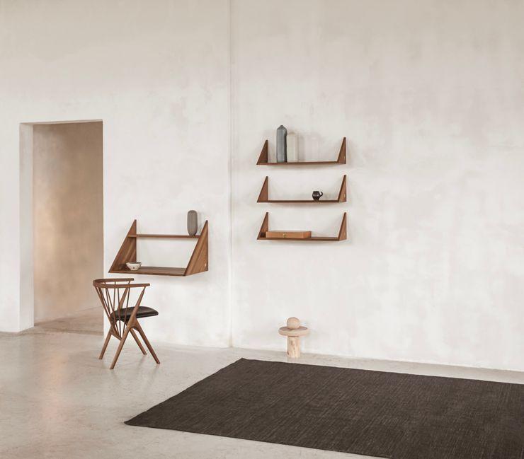Serie XLIBRIS de Sibast Furniture Caltha Design Agency EstudioArmarios y estanterías