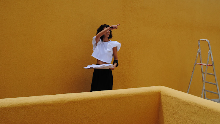 Arquitectura | Casa Amarilla Ana Salomé Branco