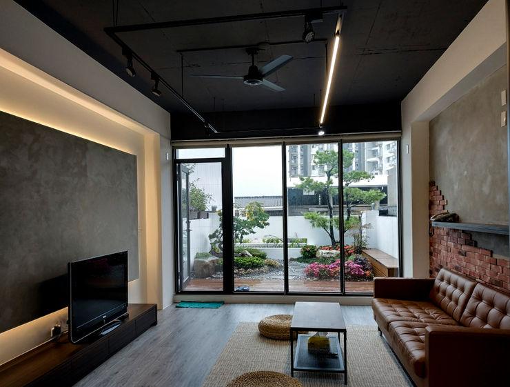 五樓休息室 台中室內建築師|利程室內外裝飾 LICHENG Commercial Spaces