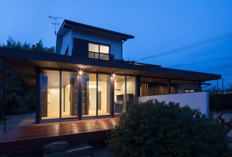 環アソシエイツ・高岸設計室 Asian style houses