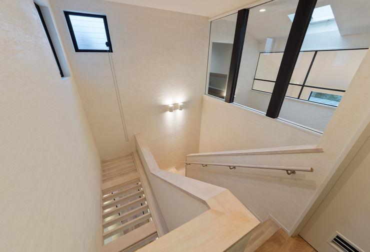 環アソシエイツ・高岸設計室 Stairs