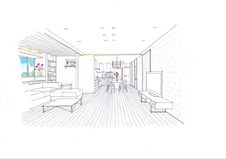 環アソシエイツ・高岸設計室 Built-in kitchens