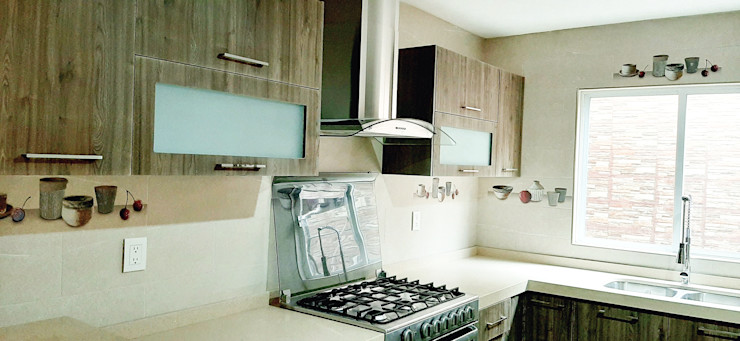 Grupo V í m a r t Built-in kitchens