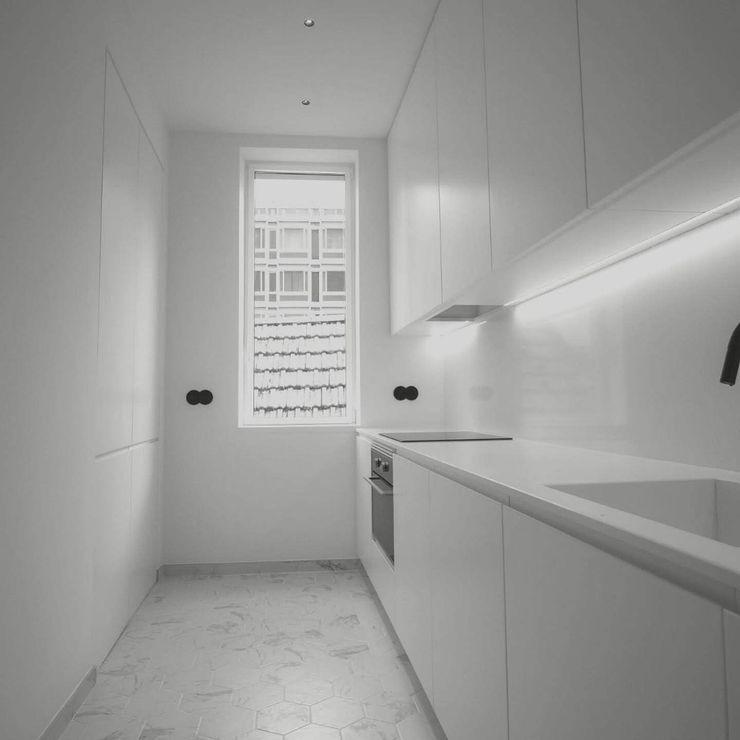 Reabilitação Rofreicrc lda| Cozinhas minimalistas