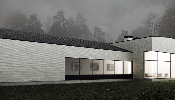 InScale Заміський будинок
