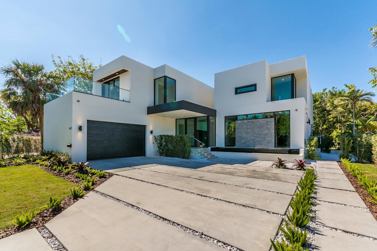 The Nest Abodde Luxury Homes Detached home Concrete White
