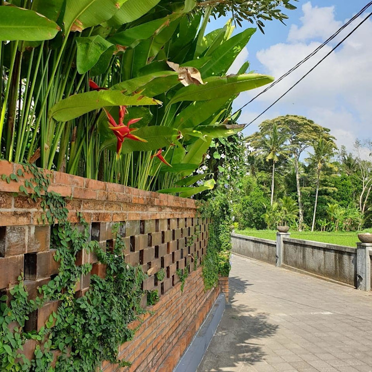 Villa Ubud, Bali Bral Studio Architecture Carport