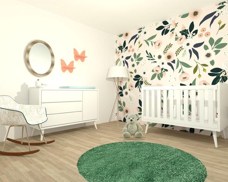 Infantik Studio Girls Bedroom