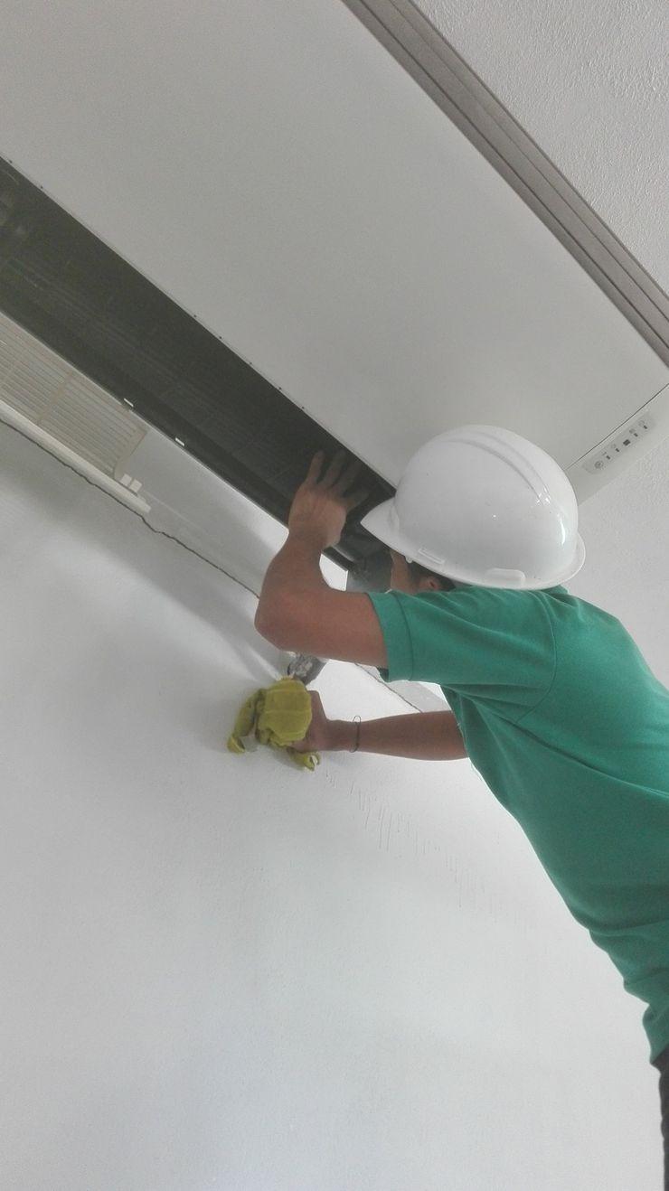 DOSIMEX, servicios de Ingeniería MaisonGros électroménager Métal Blanc