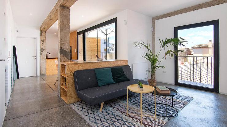 CMYK Arquitectos Modern living room