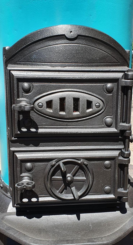 Perler Ofen GmbH Jardines de piedras Metal Negro