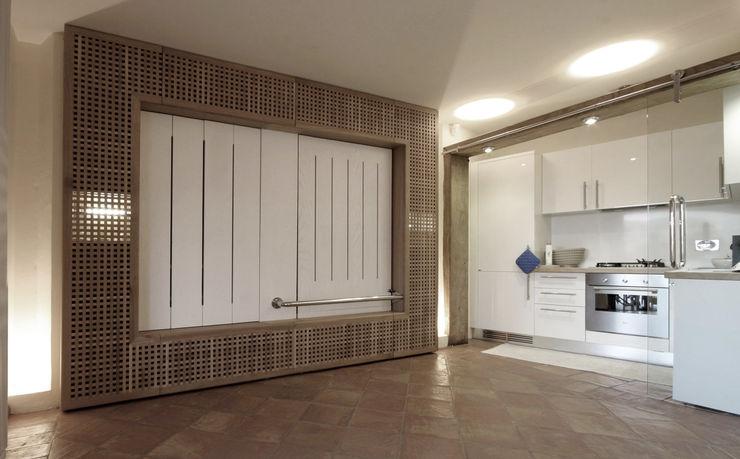 Architetto Alessandro spano ห้องทานข้าว