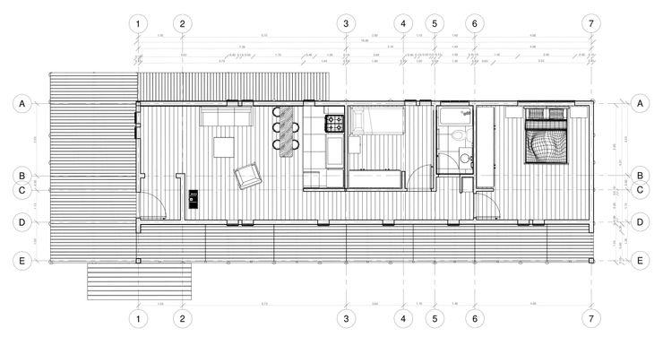 Nave + Arquitectura & Modelación Paramétrica