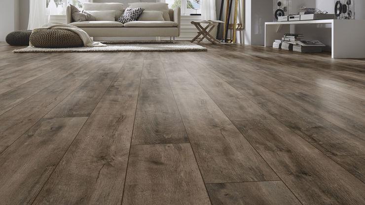 Floorwell ARTHUR Laminat – PLUS Echtholz Floorwell Minimalistische Wohnzimmer Holzwerkstoff Holznachbildung