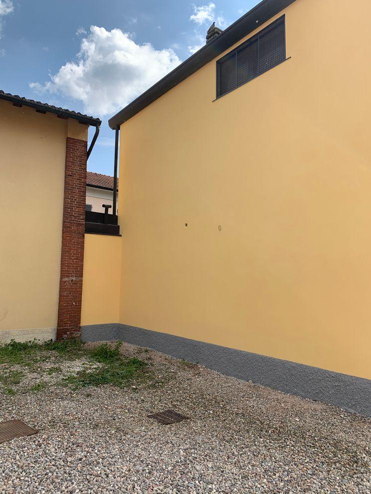 Termine risanamento facciate e finitura C.M.E. srl Case moderne