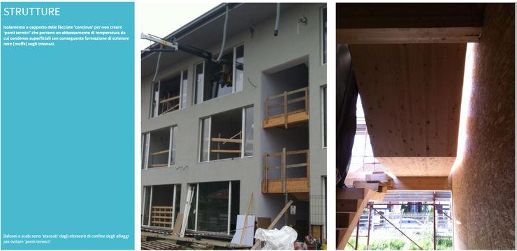 Balconi e scale C.M.E. srl Case moderne