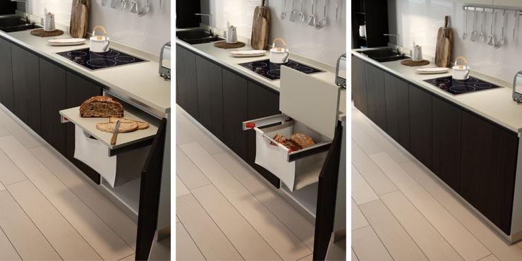 BASKET K Atim Spa CucinaPiani di lavoro Alluminio / Zinco