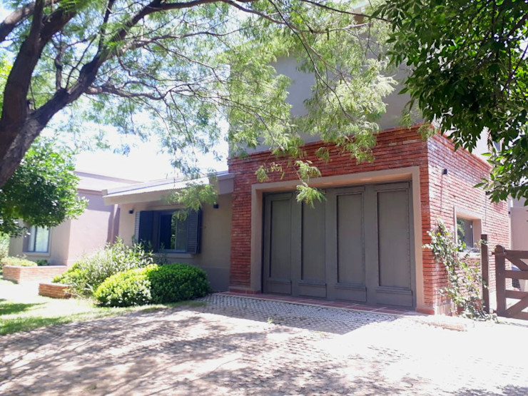 Abitar arquitectura Multi-Family house