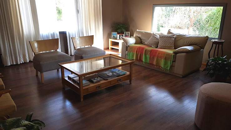 Abitar arquitectura Modern living room