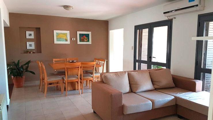 Abitar arquitectura Modern dining room