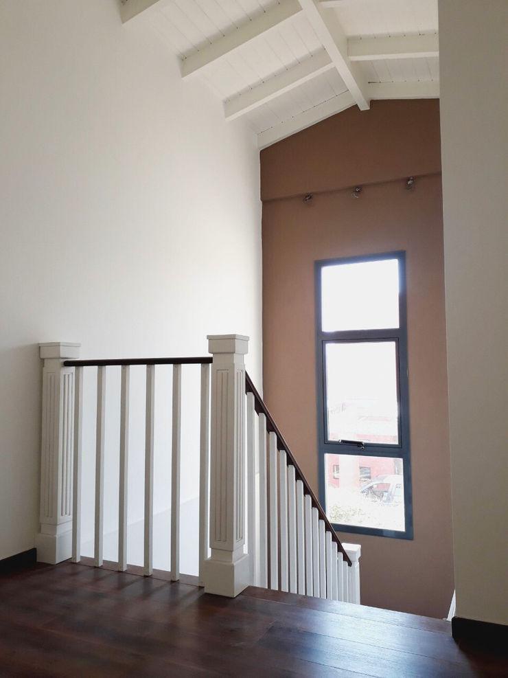 Abitar arquitectura Stairs