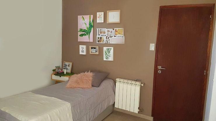 Abitar arquitectura Modern style bedroom