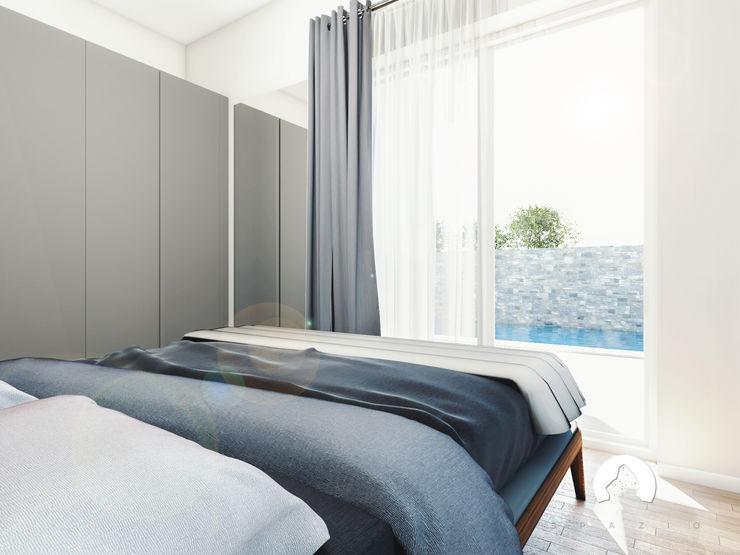 Spazio - Ristrutturazioni Modern style bedroom