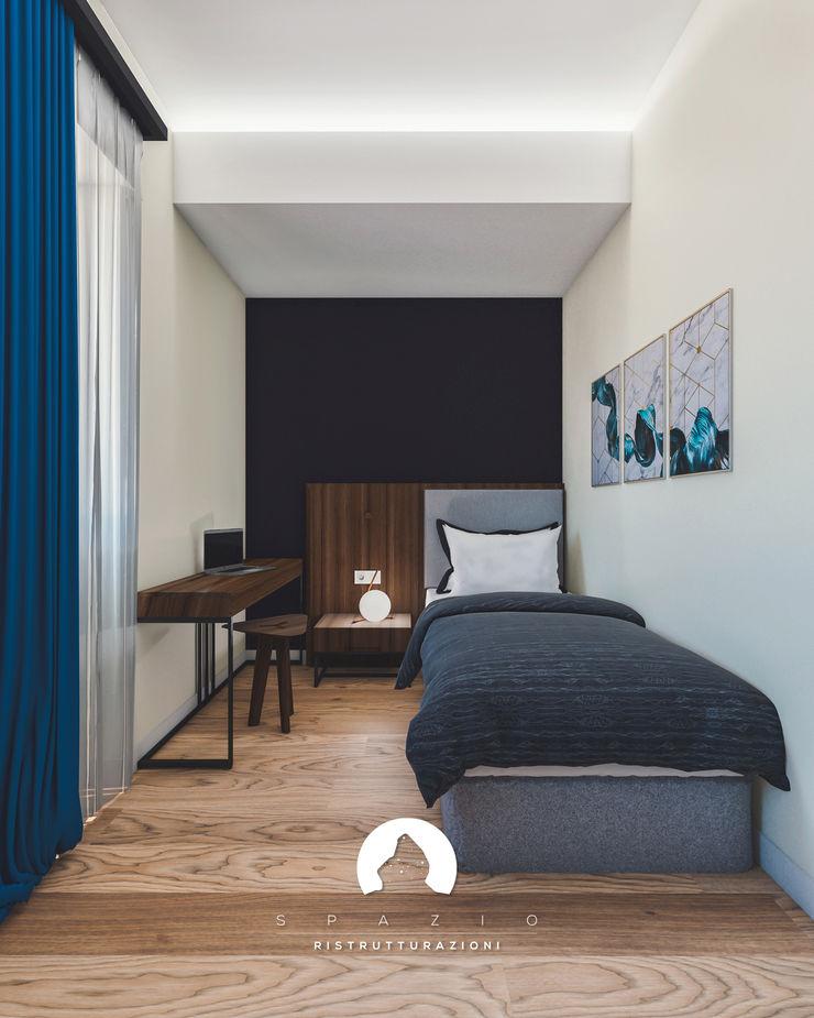 Spazio - Ristrutturazioni Small bedroom
