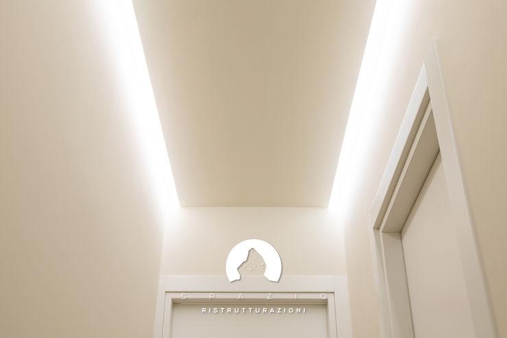 Spazio - Ristrutturazioni Minimalist walls & floors