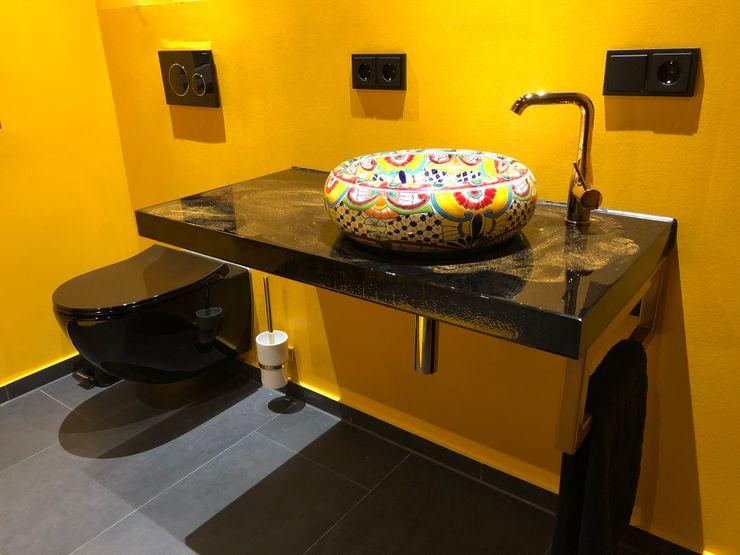 Waschbecken LifeStyle Bäderstudio Moderne Badezimmer