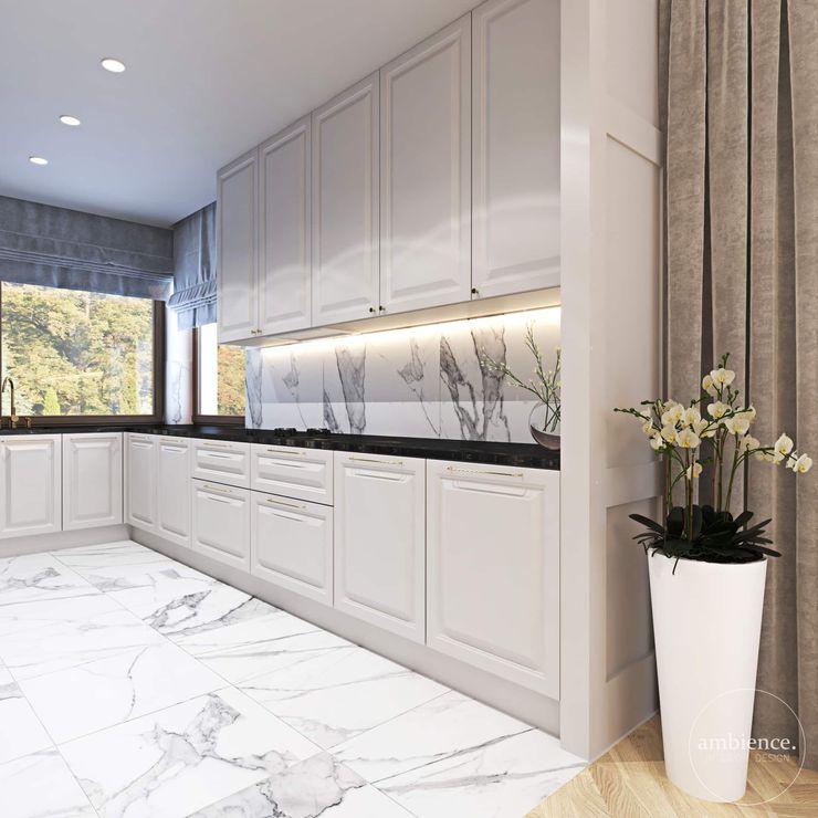 Ambience. Interior Design Cuisine classique